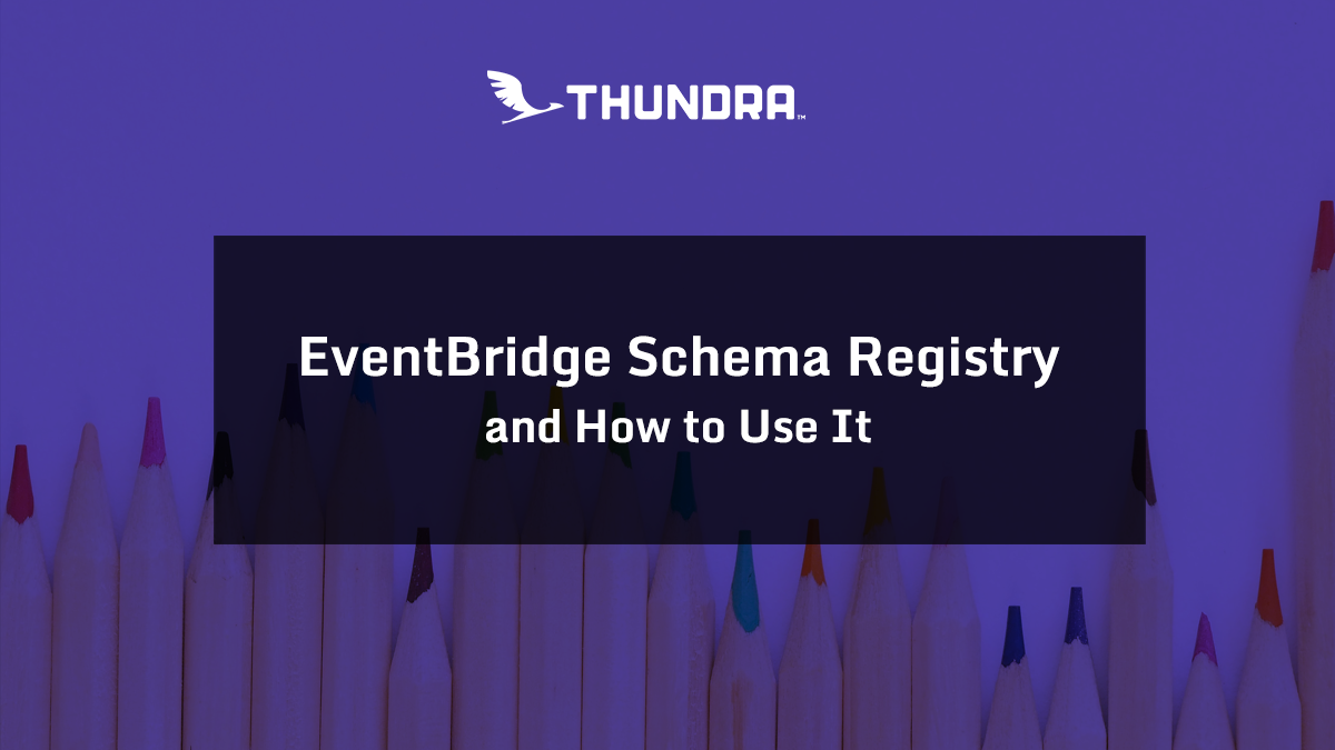 Eventbridge-schema-registry