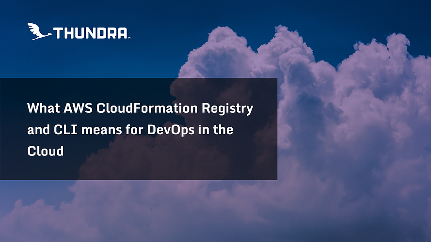 aws-cloudformation-registry-and-cli