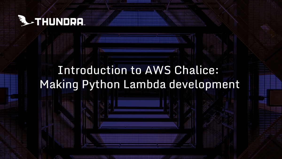 introduction-to-aws-chalice